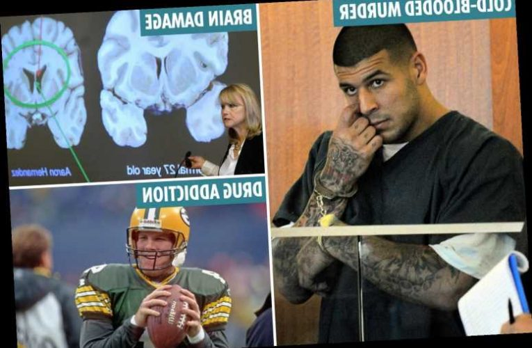 Super Bowl 2021: Dark side of the NFL including murder cases, suicides, & the horror brain disease found in dead players