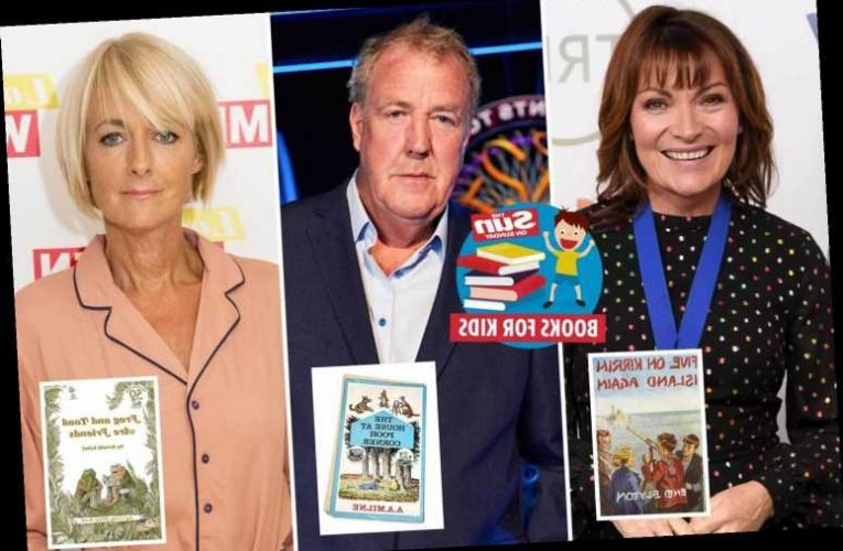 Sun writers name their favourite books as they support our Books For Kids campaign