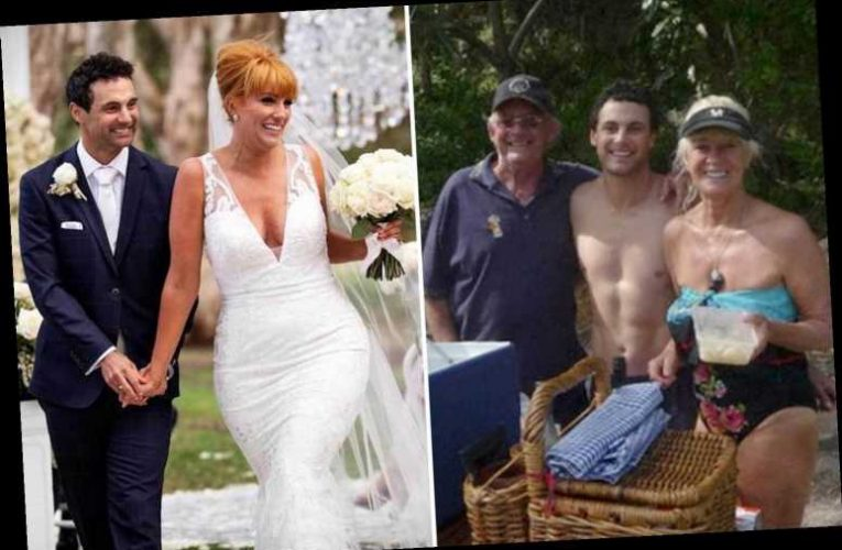 Married At First Sight Australia's Cameron almost died in 2004 tsunami and was separated from parents for eight hours