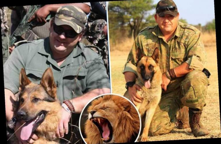 Hero anti-poaching ranger mauled to death by starving lion while saving rhinos in South African national park