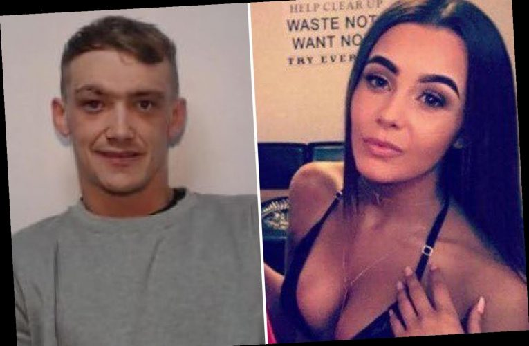 Terrified mum-to-be, 22, split from boyfriend and underwent abortion after ex hounded her with 4,000 calls from prison