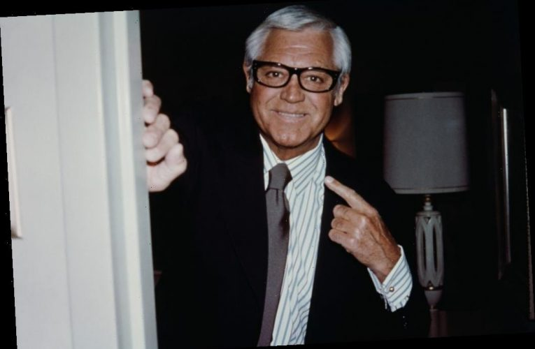 Cary Grant Was Married 5 Times and Divorced 4