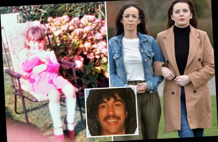 Heartbroken sisters say child killer who murdered their six-year-old sibling 'must never be released'