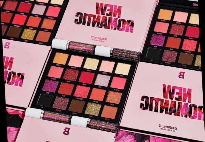 Beauty Bay launches New Romantics Collection in time for Valentine's Day