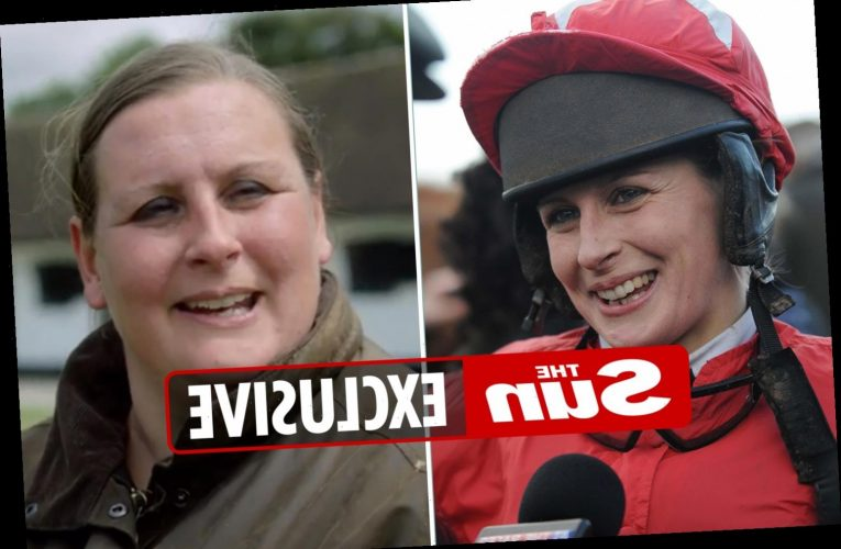 Jockey Isabel Tompsett 'died TWICE' after horror fall but lived to tell tale following miraculous recovery