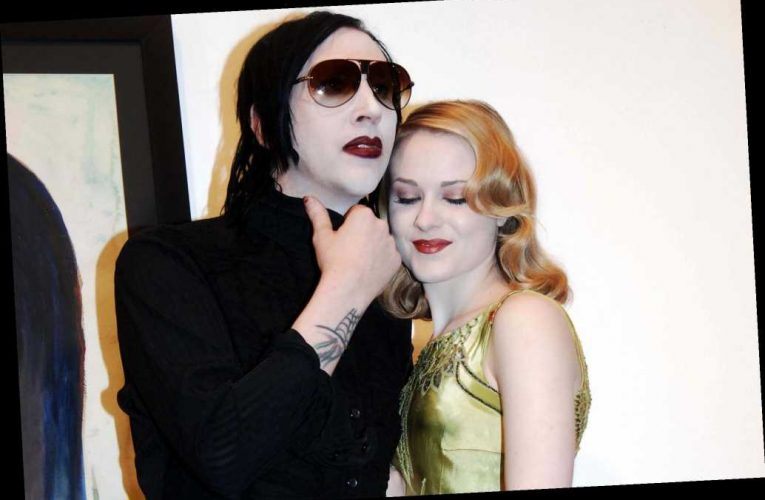 Evan Rachel Wood filed a police report against Marilyn Manson's wife Lindsay Usich
