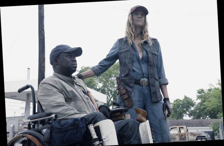 'Fear the Walking Dead' Star Daryl Mitchell Says Fans Don't Believe He's Disabled