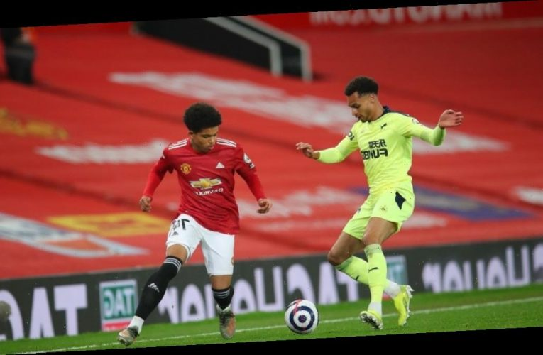Man Utd starlet Shola Shoretire, 17, snubbed Barcelona and Juventus to sign deal and was added to Europa League squad – The Sun