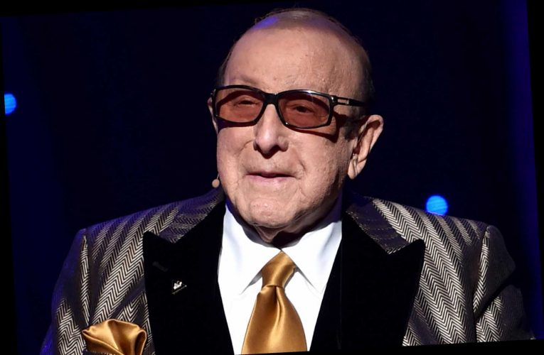 Clive Davis diagnosed with Bell's palsy, postpones Grammys bash
