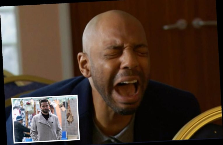 EastEnders horror as Lucas Johnson goes to murder drug dealer Caleb to save Chelsea and Denise