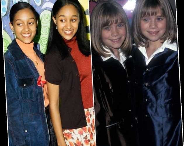 The Olsen Twins Were Once Babysat by Tia and Tamera Mowry