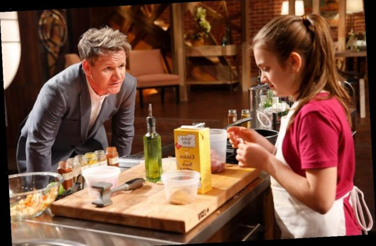 How 'MasterChef Junior' Keeps Its Young Contestants Safe in the Kitchen