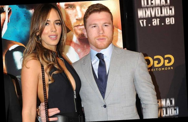 Canelo Alvarez's amazing lifestyle, including cars worth £8m, dating beautiful women and owning an incredible home – The Sun