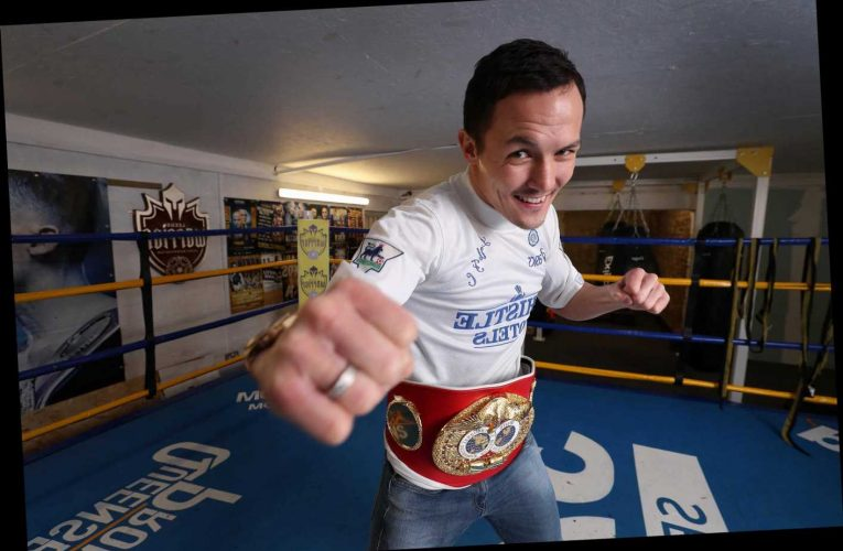 Josh Warrington cuts short his pre-fight sex ban as red-blooded featherweight king gets in shape for Mauricio Lara clash
