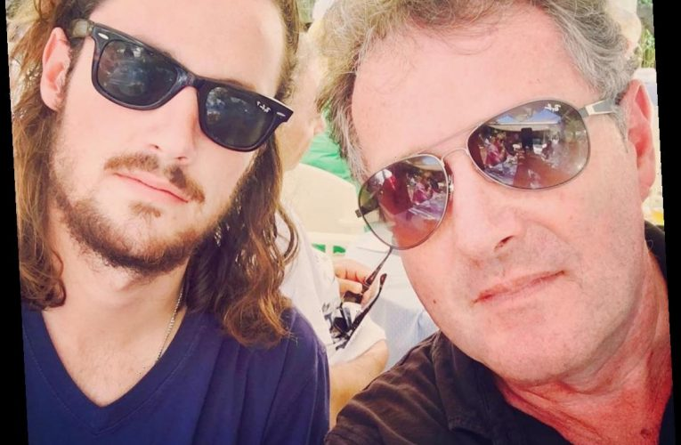 Piers Morgan's son reveals terrifying death threats to the family from troll who warns 'we are coming and you will die'