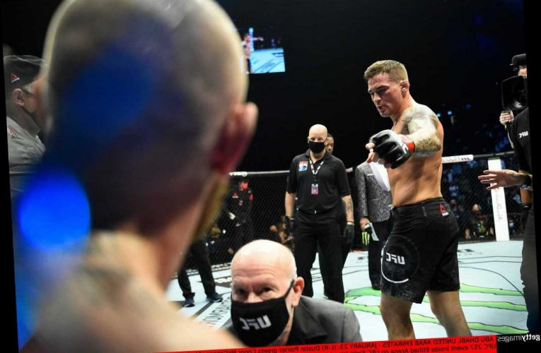Dustin Poirier responds to Conor McGregor's latest UFC 257 fight post as blockbuster trilogy bout looms