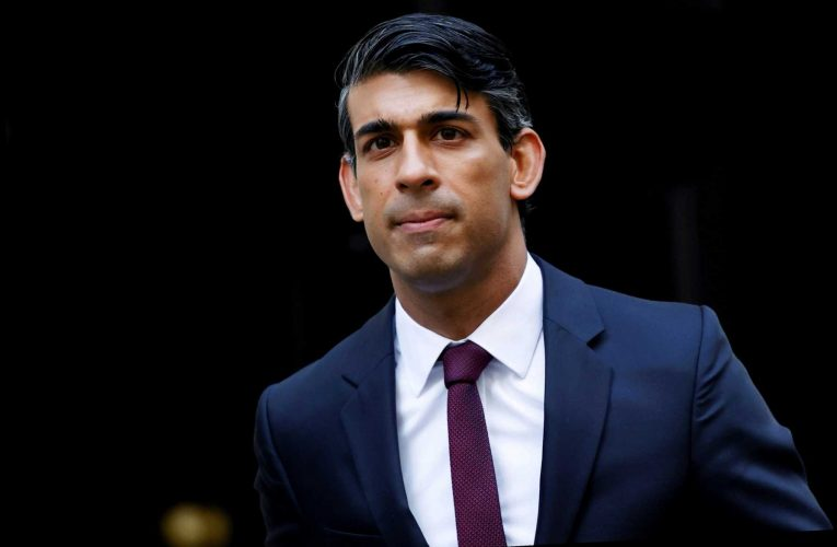 Rishi Sunak must give the economy a boost — not a kicking while it's down