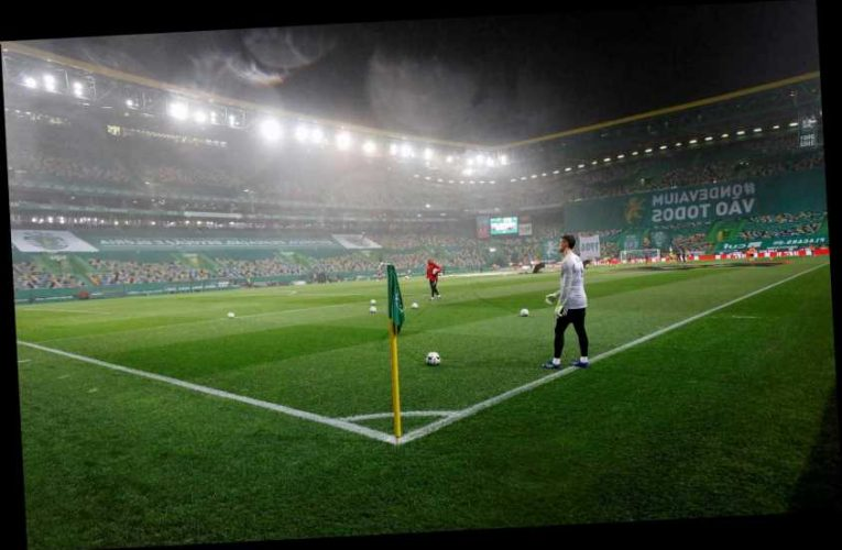 Sporting vs Benfica: Live stream FREE, TV channel, team news for huge Lisbon derby – match UNDERWAY