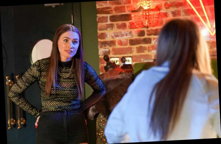 EastEnders spoilers: Dotty Cotton uses Tiffany Butcher in dodgy money-making scam