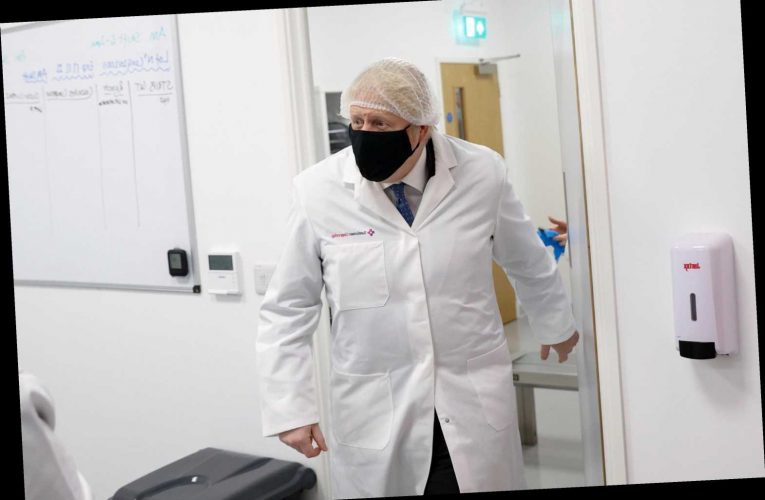 Boris Johnson defends AstraZeneca jab and says no doubt it's 'way out' of pandemic despite South African variant fears