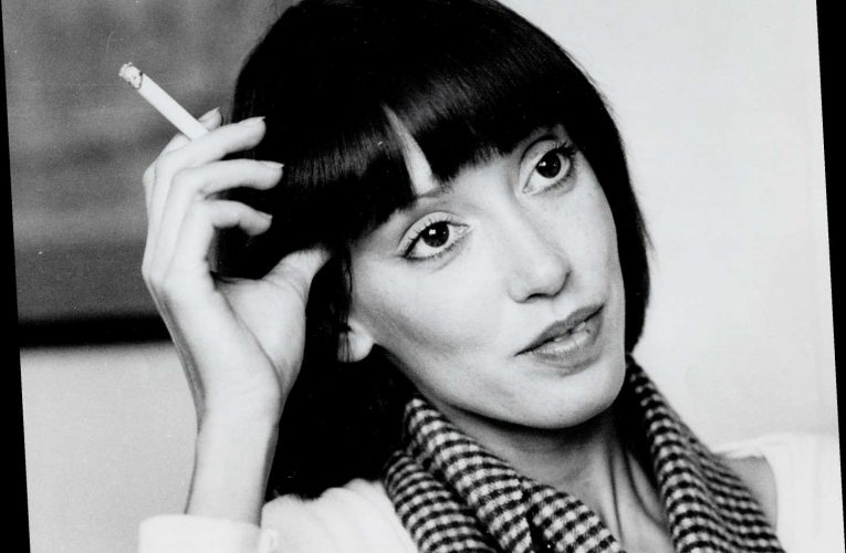 Where does Shelley Duvall live?