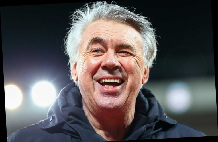Carragher praises Everton boss Ancelotti for getting 'Merseyside derby right emotionally' and calls him Man of the Match