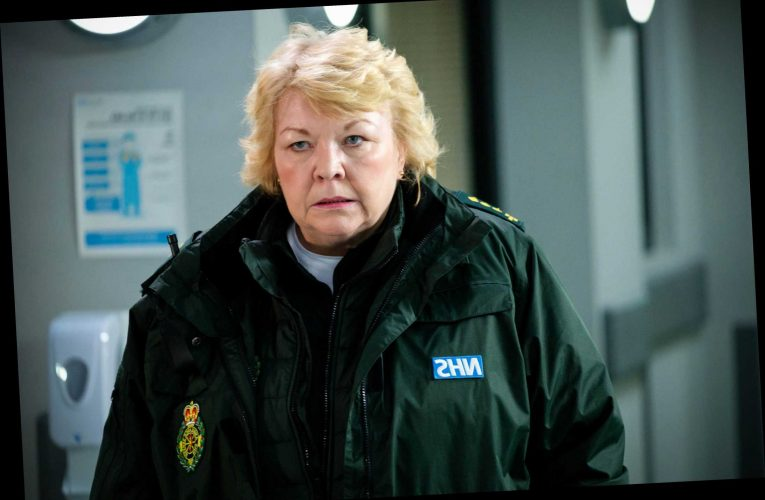 Casualty spoilers: Jan shaken as son attacked by prison gang, while Lev and Dylan come to blows