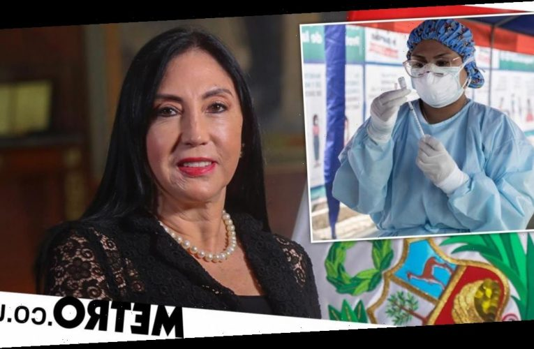 Uproar in Peru as politicians 'secretly given vaccine before health workers'