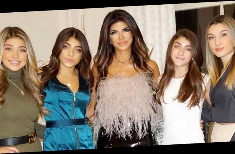 RHONJ's Teresa Giudice Says Daughters Are 'Resilient' Amid Life Changes