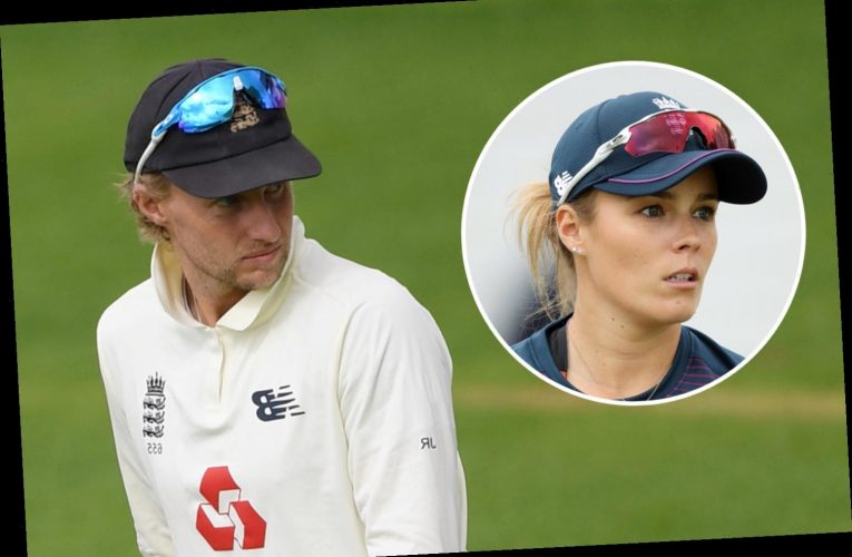 England women's cricketer Alex Hartley leaves Joe Root's team furious with joke tweet about humiliating loss to India