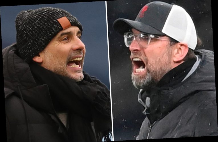 Pep Guardiola vows to confront Klopp over Liverpool boss' claims Man City's 'two-week break' helped them go top of table