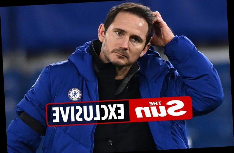 Chelsea still paying Frank Lampard's £75k-a-week salary but axed boss must give it up to take new job