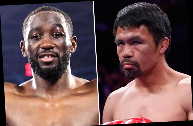 Manny Pacquiao will hold talks over blockbuster Terence Crawford fight this week, says ex-promoter Bob Arum