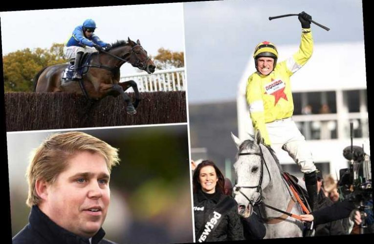 How brothers Dan and Harry Skelton are backing up their big talk and closing in on £1m in bid to reach the top of racing
