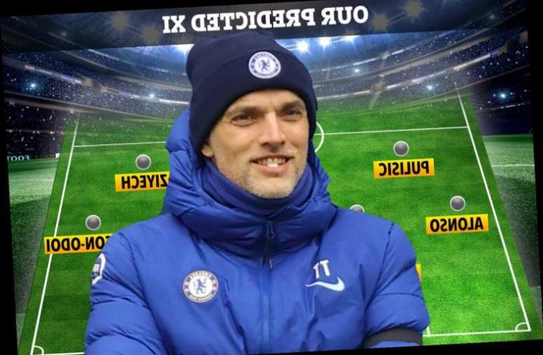 How Chelsea could line-up at Tottenham with Tuchel given Alonso or Chilwell dilemma and N'Golo Kante returning