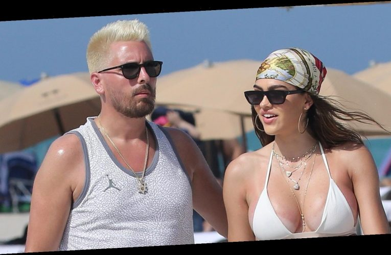 Scott Disick and Amelia Gray Hamlin Go on Fun Date With His Kids in Miami