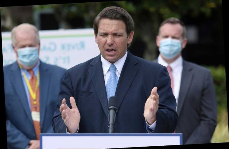 Florida's Gov. Ron DeSantis unveils new legislation to combat Big Tech