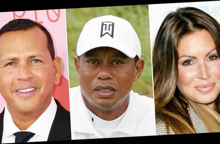 Tiger Woods' Car Accident: Rachel Uchitel, Alex Rodriguez, More React