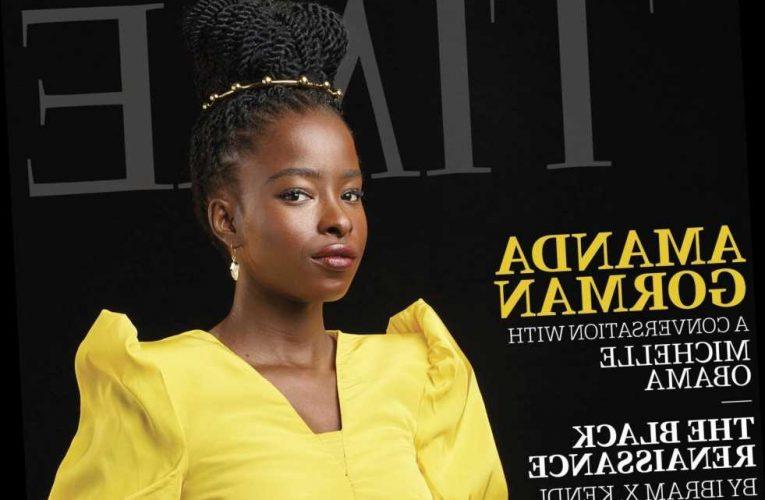 Amanda Gorman Covers TIME Black Renaissance Issue