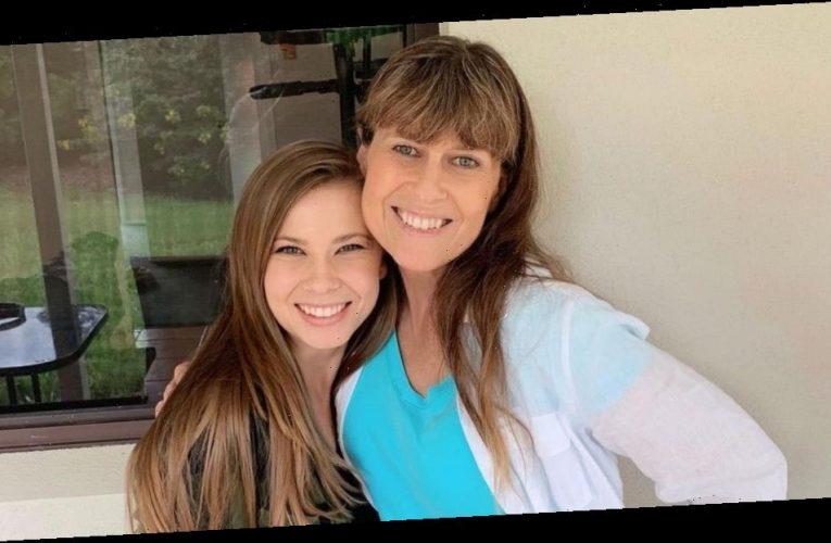 Terri Irwin Reveals Pregnant Daughter Bindi Irwin's Due Date