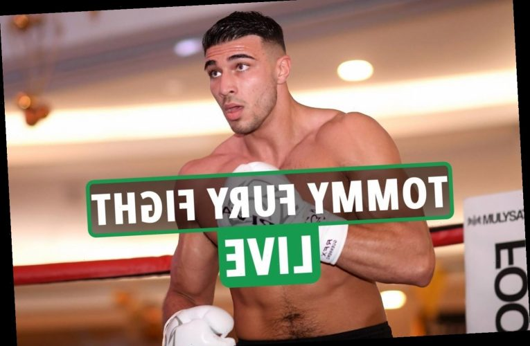 Tommy Fury fight: Date, UK start time, live stream FREE, TV channel and full card