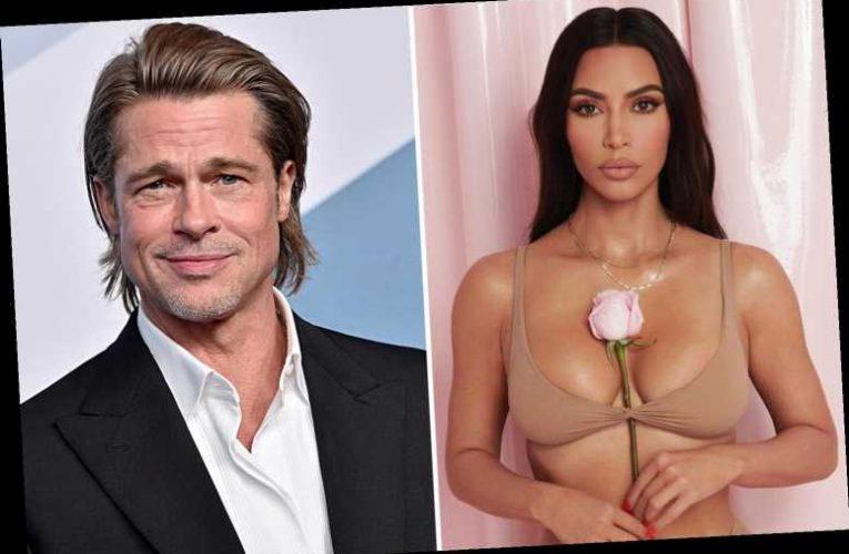 Kim Kardashian's fans think she should date Brad Pitt, Van Jones or Pete Davidson after she divorces Kanye West
