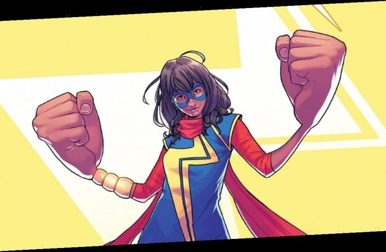 Get Ready for the Upcoming Ms. Marvel Series by Learning About the Hero's Powers