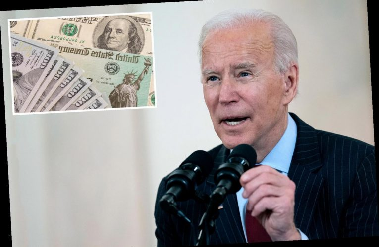 Your $1,400 stimulus check could arrive in less than a month as Biden on track to sign Covid aid bill by March 14