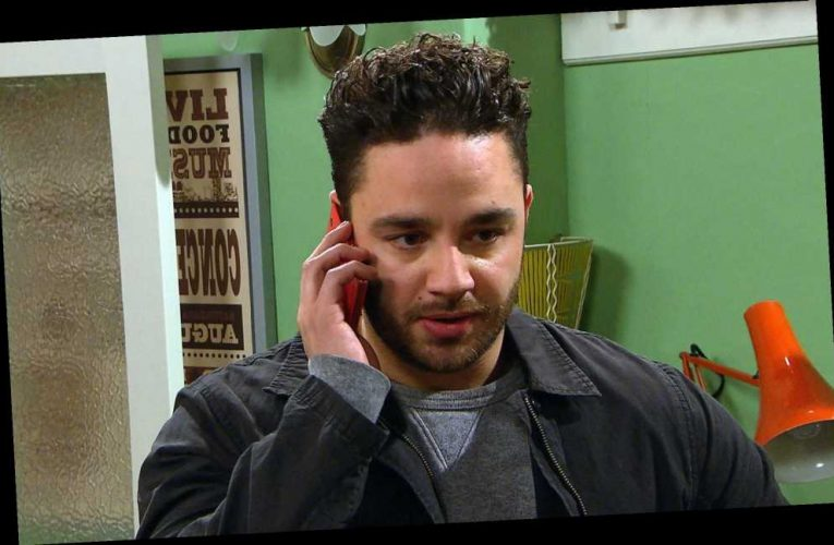 Adam Thomas drops huge hint he is returning to Emmerdale as he admits it is 'time to get back' to acting