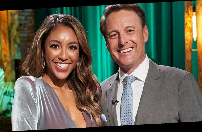 Tayshia Adams Breaks Down Chris Harrison's Apology, Believes in Second Chances