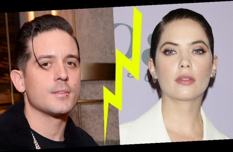 Ashley Benson & G-Eazy Reportedly Split After Less Than a Year