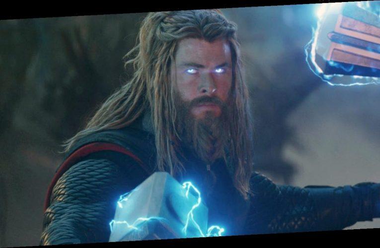 Thor: Love and Thunder Set Photos Tease Costume Upgrades for Chris Hemsworth and Chris Pratt