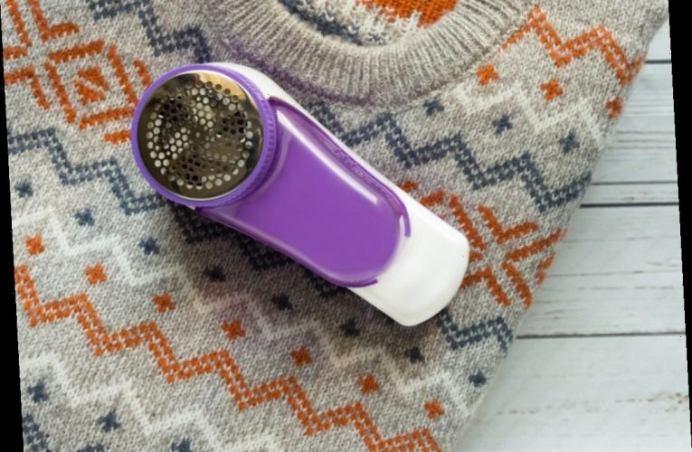 Got Fuzz? These Lint Removers Remove Stubborn Fibers Stat