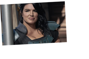 #FireGinaCarano Reignited Over 'Mandalorian' Star's Post Comparing Political Divide to Nazi Germany